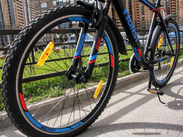 Москвич умер, катаясь на велосипеде во дворе дома
