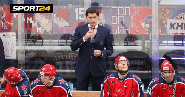 Никитин одержал свою 250-ю победу в КХЛ в качестве главного тренера