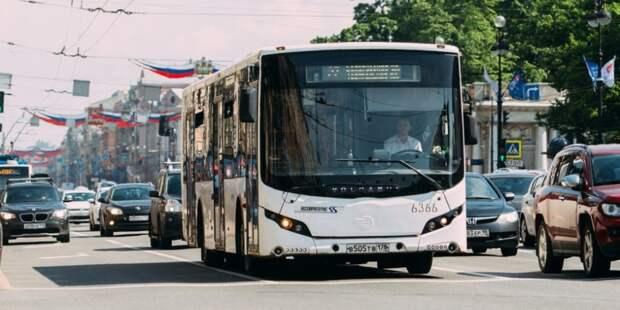Сечин «пересел» на автобусы Петербурга