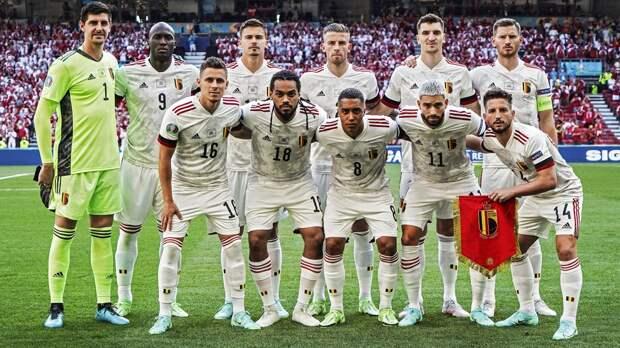 Сборная Бельгии вышла в плей-офф после трех побед на Евро-2020