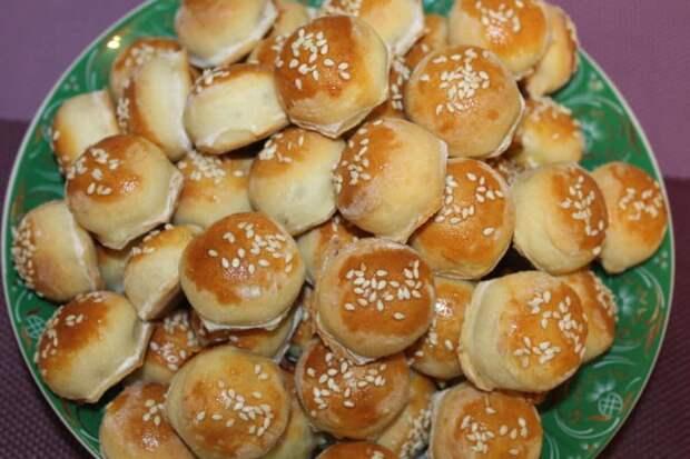 Пирожки-малютки без лепки. Вкусные до безобразия и готовить проще некуда