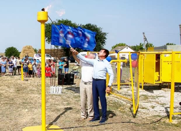 В Раздольненском районе газифицировали село Чехово