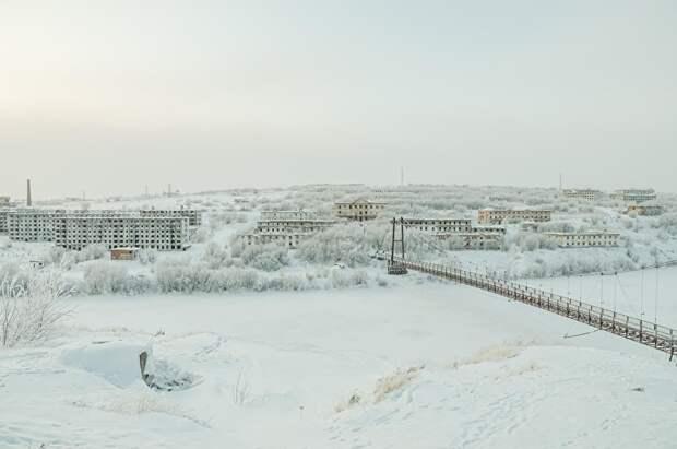 """В администрации города говорят, что происходящее с Вокрутой - это не умирание, а """"регулируемое сжатие"""""""