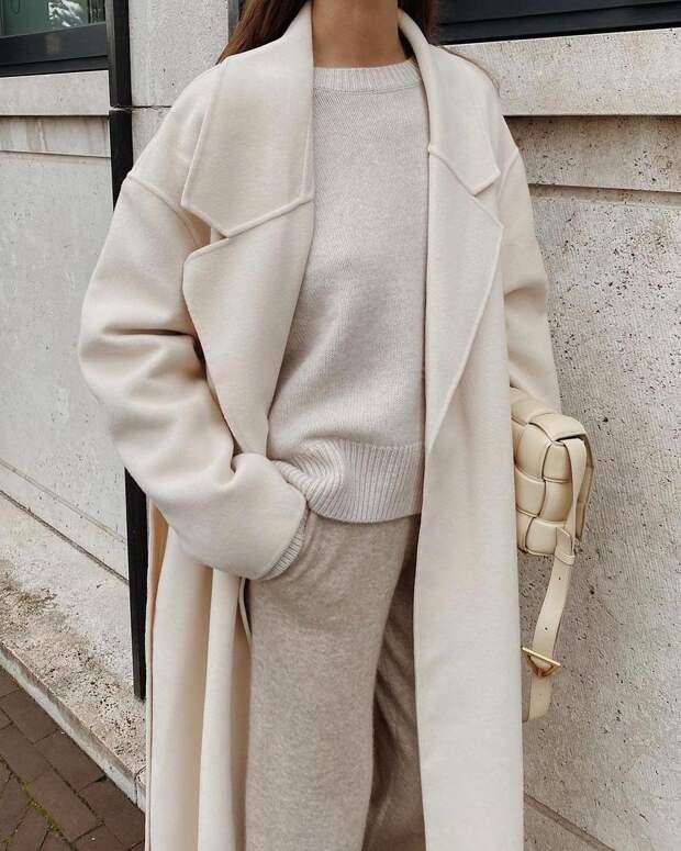 Модное пальто осень-зима 2020-2021: элегантные идеи для идеального лука