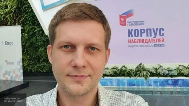 Националисты Киева грозят выдворенному из Украины актеру Корчевникову уголовщиной