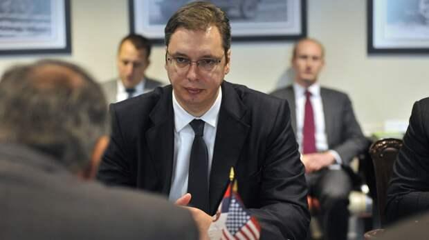 Президент Сербии рассказал об усталости Евросоюза из-за расширения