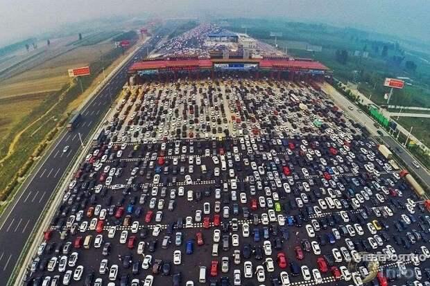 Число китайцев сильно преувеличено