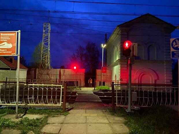 Пассажирский поезд сообщением Самара — Петербурга сбил девочку