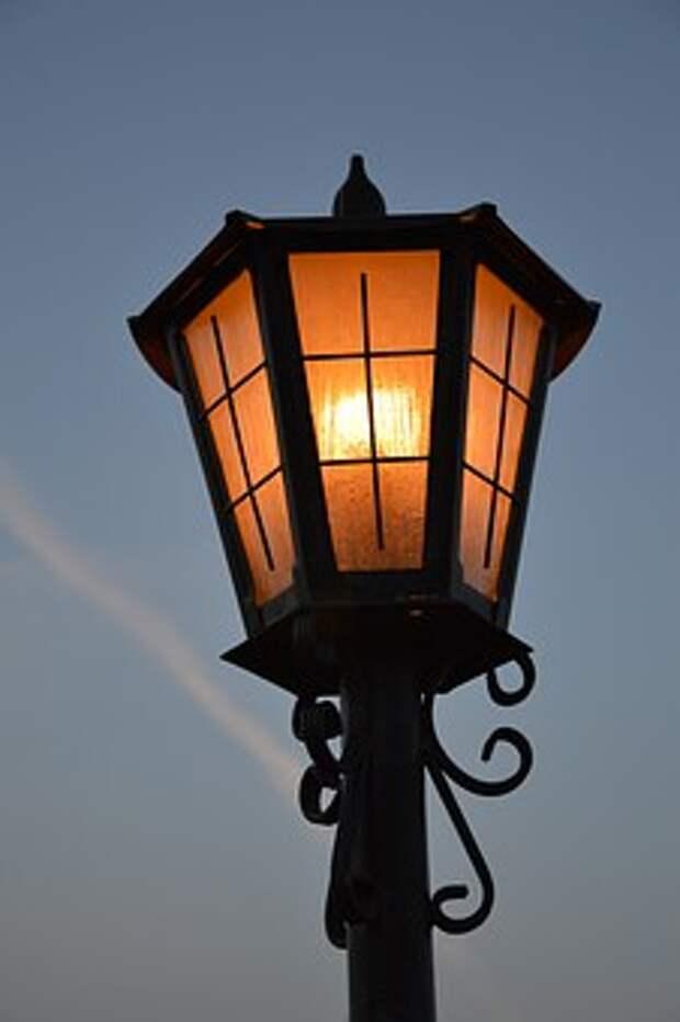 Фонарь/ Фото pixabay.com
