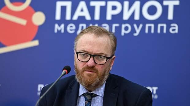 Виталий Милонов рассказал о турецкой коррупции в туристической отрасли