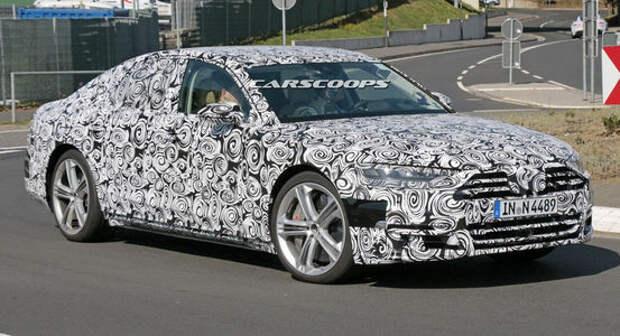 Переписывая правила: новая Audi S8 рвется в бой