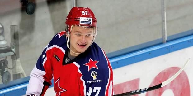 Российский хоккеист претендует на приз в НХЛ