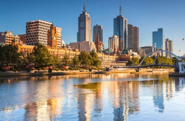 Лучшие города для жизни в 2021 году