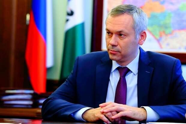 """Губернатор Новосибирска выразил """"двоякое чувство"""" по отношению к Навальному"""