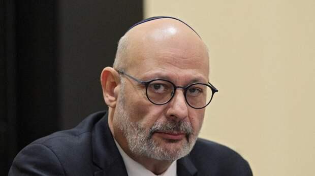 Зеленский высылает посла Израиля?