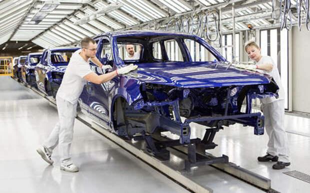 Рабочие завода VW бастовали неделю и победили