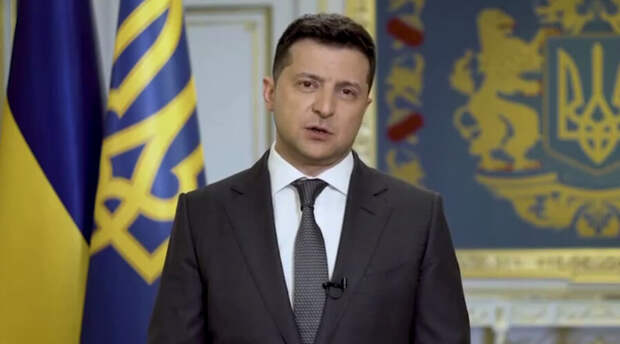 Владимир Зеленский предложил Владимиру Путину встретиться в «горячем» месте
