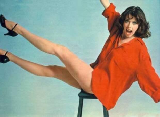 Актриса, шокировавшая публику в 1970-х гг. | Фото: liveinternet.ru