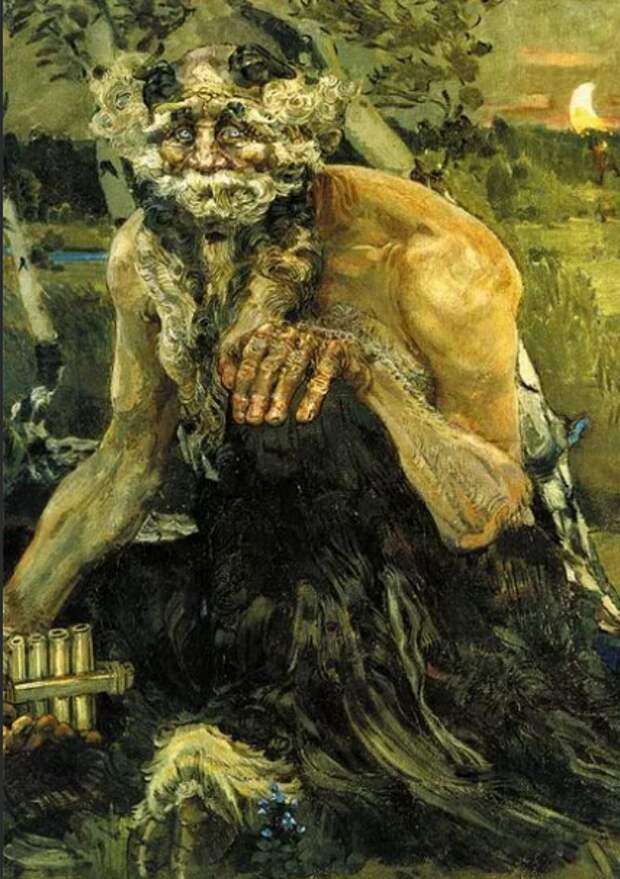 Врубель Пан 1899
