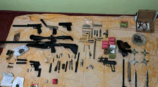Севастопольский токарь на заводе создал арсенал оружия