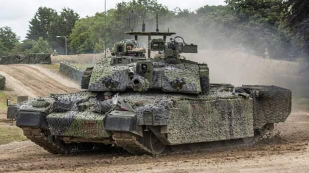 Большой калибр: европейцы бросают вызов российскому танку на базе «Арматы»