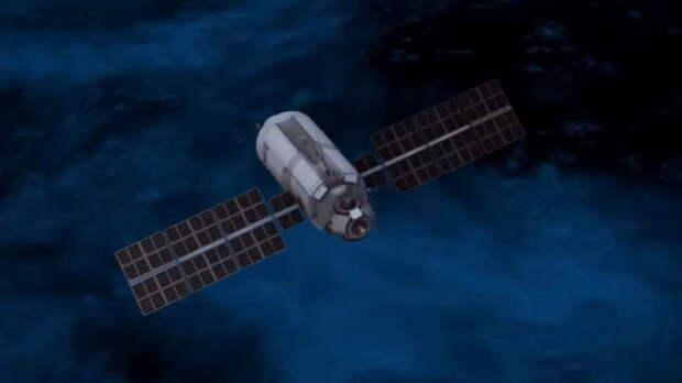 """Модуль """"Наука"""" выведен на расчетную орбиту"""