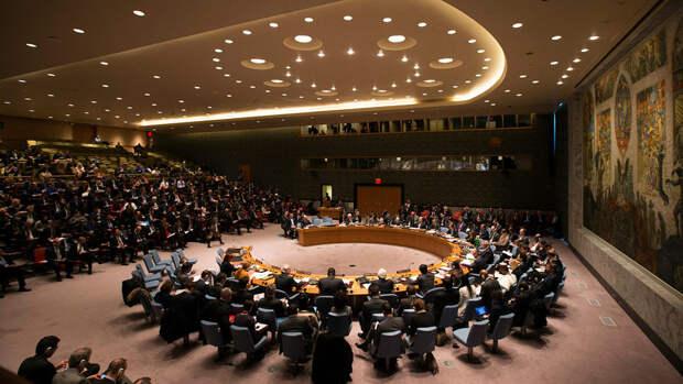 ООН в третий раз не смогла согласовать заявление по Израилю и Палестине из-за США