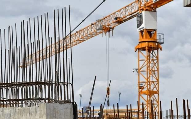 При строительстве жилого комплекса на Расплетина выявлены нарушения