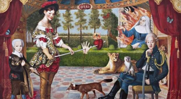Дралась нашпагах, целовала женщин иподожгла монастырь: кем была Жюли д'Обиньи