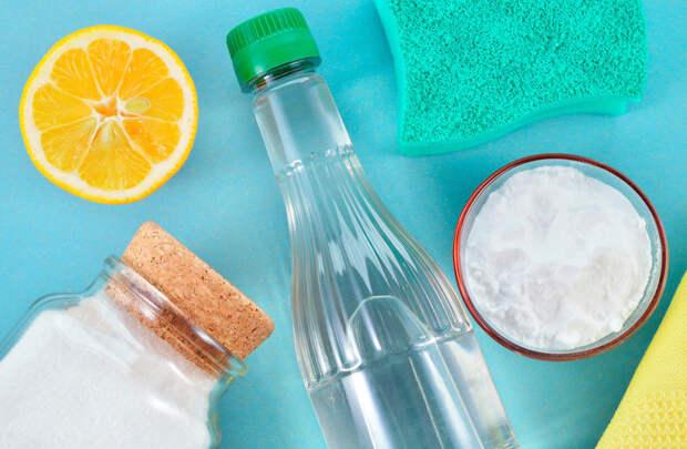Подборка продуктов питания, которые значительно упростят уборку