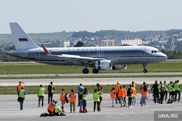 Задержан вылет вЭмираты изпермского аэропорта