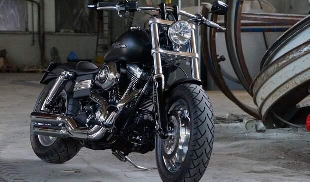 Мэрия Оренбурга заплатит байкеру более полумиллиона рублей за разбитый Harley