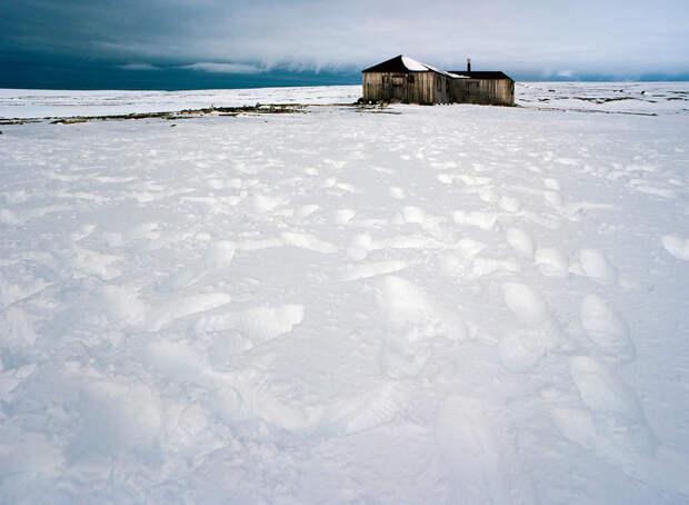 Свальбард: призрачный архипелаг