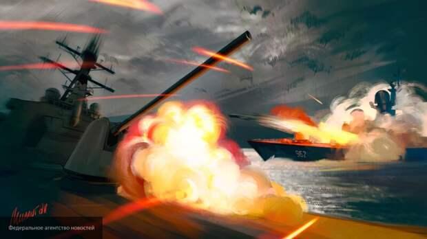 """Возвращение Крыма в состав России помешало США превратить Черное море в """"озеро НАТО"""""""