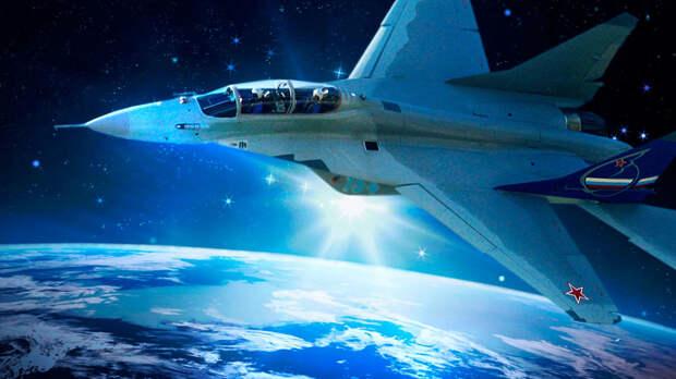 Виктор Баранец: МиГ-41 станет самым быстрым истребителем в мире