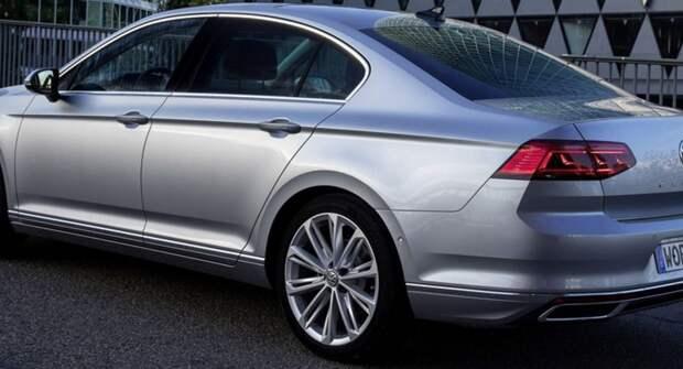 Новый Volkswagen Passat выйдет только в кузове универсал