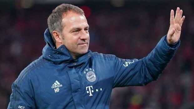 Болельщики «Баварии» создали петицию стребованием круководству клуба оставить Флика главным тренером