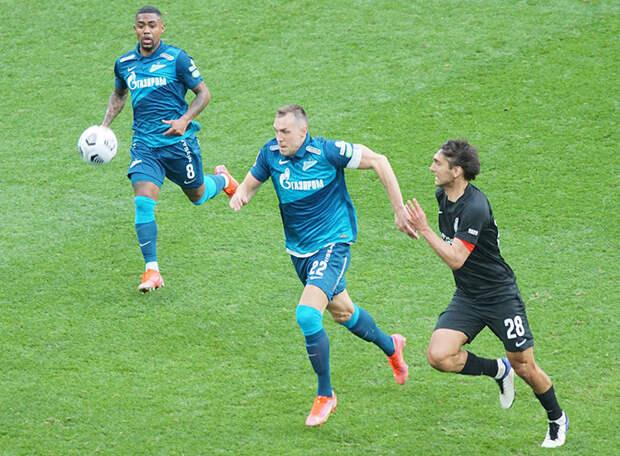 Первыми были гости из Таллина. 6:0 у «Зенита» - в четвёртый раз. Статистика крупных побед