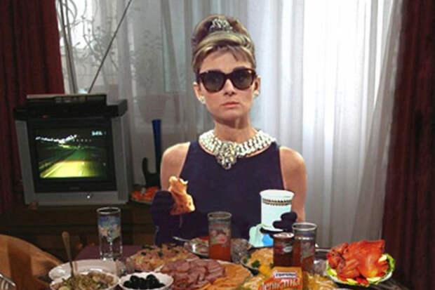 Вот же ведьмы! 5 типов пищевого поведения женщин, которые едят, что хотят, и не толстеют