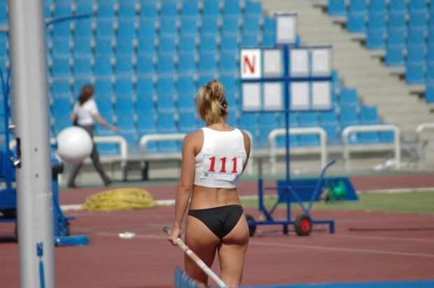 Спорт-это всегда красиво!
