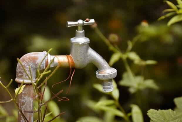 Более десятка улиц Симферополя остались без воды