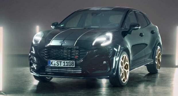Ford представил новое исполнение Puma ST