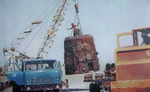 30 архивных кадров со съемок советских фильмов