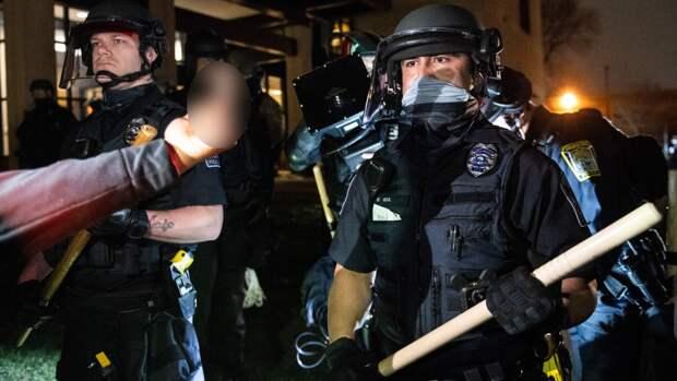 Законодательная импотенция провоцирует полицейское насилие в США