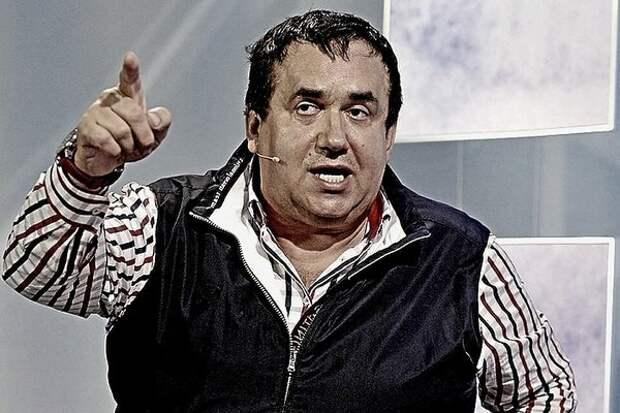 Садальский показал фото прощания с диктором Балашовым