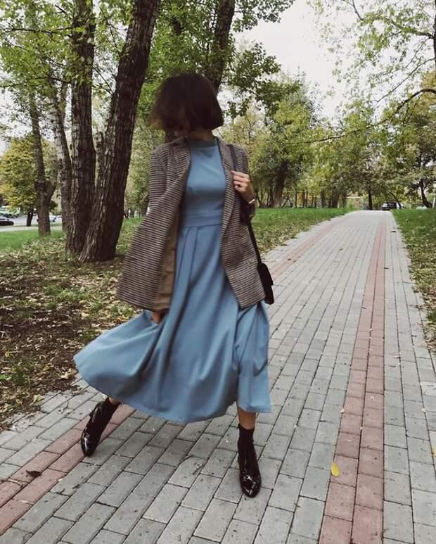 Жакет – стильная вещь для весенних образов
