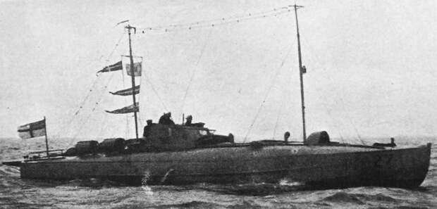 55-футовый торпедный катер типа CMB