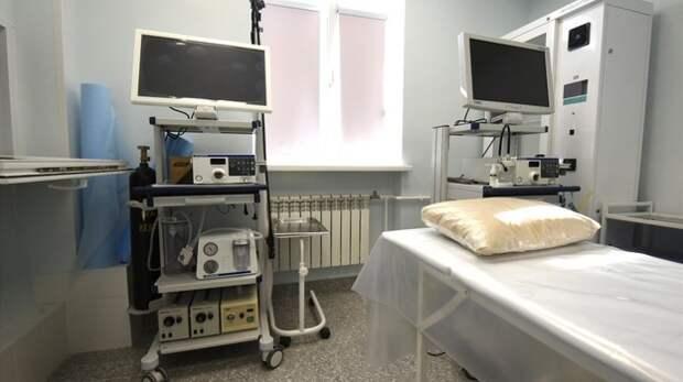 В Севастополе появилась возможность выявить раннюю стадию рака ЖКТ