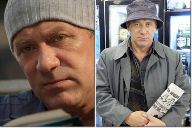 Андрей Краско: что убило талантливого актера?