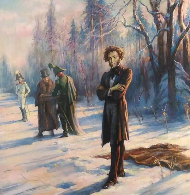 За пистолеты хватались Пушкин и Лермонтов. А виноват во всем почему-то оказался Бенкендорф